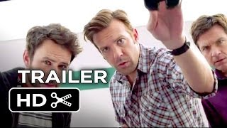 Horrible Bosses 2 Official Trailer #1 (2014) - Kevin Spacey, Jason Bateman Comedy HD