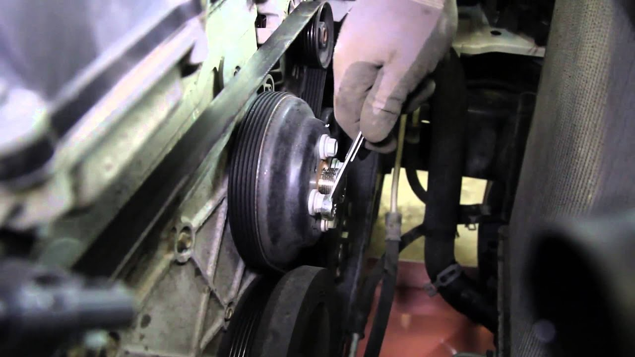 hight resolution of how to install a water pump gm chevrolet 3 5l 3 7l 4 2l wp 9234 aw5097