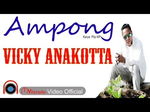 VICKY ANAKOTTA - AMPONG, By. Plip WP (Official Music Video)