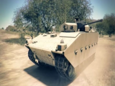 Scout SV Armoured Vehicle