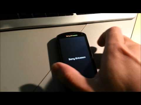 How to unlock cell phones (Sony Ericsson Xperia Pro)