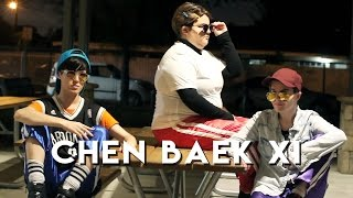 Gambar cover EXO-CBX (첸백시) - THE ONE ★ PARODY