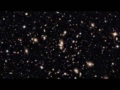 Zooming Into Galaxy Cluster Abell 315 [720p]