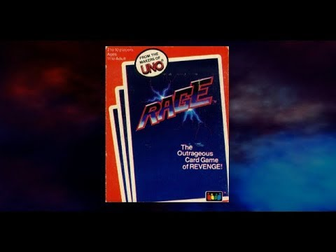 Ep 28: Rage Card Game Review (International Games 1983)