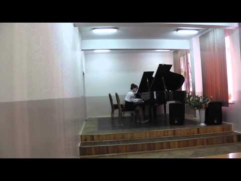 Скарлатти, Доменико - Соната для фортепиано, K 313