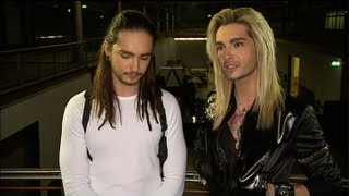 Interview with Bill and Tom Kaulitz 2017