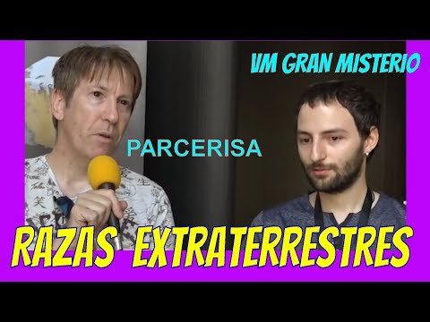 david-parcerisa-and-vm-gran-mystery-🔴-extraterrestrial-races-interview