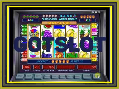 Игровой автомат Slot O Pol или Слот Ешки