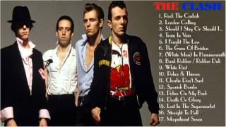 The Clash Collection (Playlist) - The Clash Greatest Hits HD