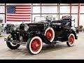 1931 Ford Model-A Black