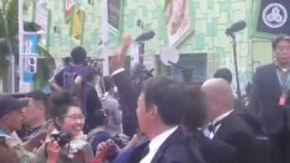 第9回沖縄国際映画祭のレッドカーペットを見学してきました♪ 第9回沖縄...
