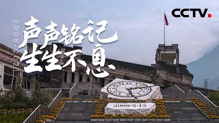 13年前的汶川大地震,无数的声音让我们铭记至今 | CCTV #汶川地震十三周年 - YouTube