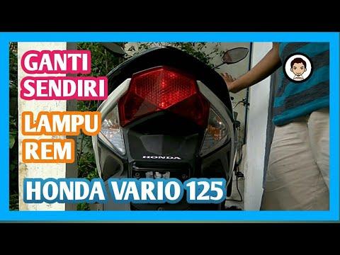 Download Ganti Sendiri Lampu Rem Honda Vario 125