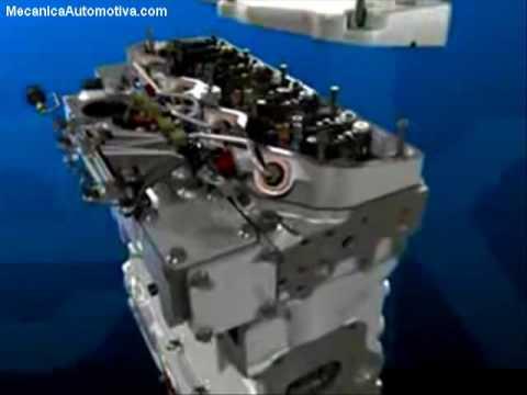 Motor Diesel 3D Pearkins