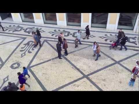 Overview of Traveler's House Hostel in Lisbon, Portugal | Jonny Travels
