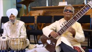 New College Worcester Classical Indian Music introduction