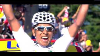 El amor de mi patria - Video - Carlos Vives - Ciclismo Colombia HD