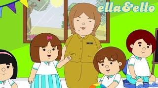 Sayang Guru Sayang Teman   Puri Animation