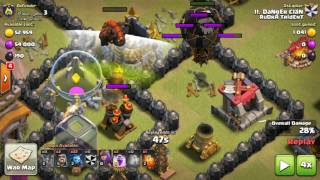 Clash Of Clans | war Num 213 RuDrA TrIdEnT Vs idk 😂😂😂 (JuSt check it)