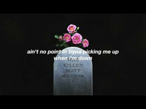 matt maeson - grave digger // lyrics