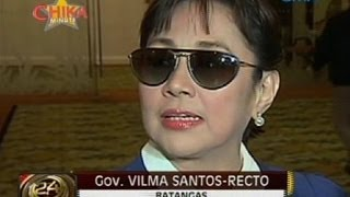 "24 Oras: Gov. Vilma Santos-Recto, excited na para sa pagpapalabas ng ""Ekstra/The Bit Player"""