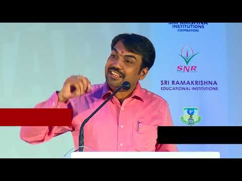THANTHI TV ANCHOR RANGARAJ PANDAY ENTREPRENEURSHIP SPEECH / TAMIL ENTREPRENEURS SPEECH