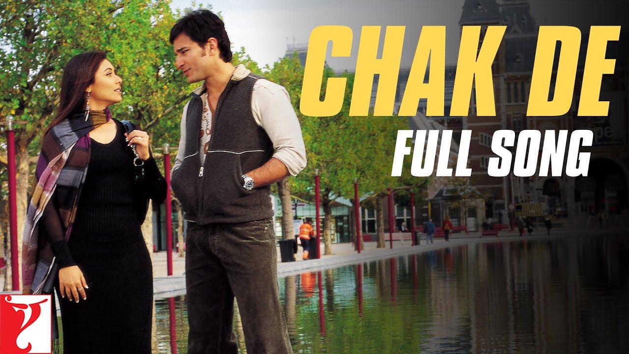 Download Chak De Song | Hum Tum | Saif Ali Khan, Rani Mukerji | Sonu Nigam, Sadhana Sargam | Jatin-Lalit