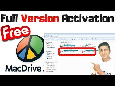 macdrive activation code