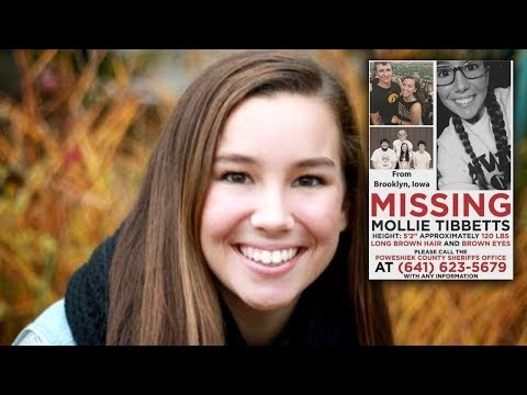 """This is a fight for our daughter"": Mollie Tibbetts' family announces reward to bring her home"