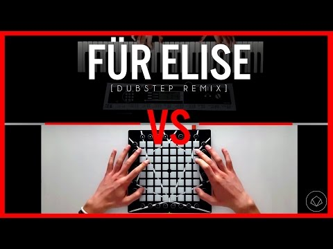 | Für Elise [Dubstep Remix] | BlaSil Launchpad/Keyboard Cover |