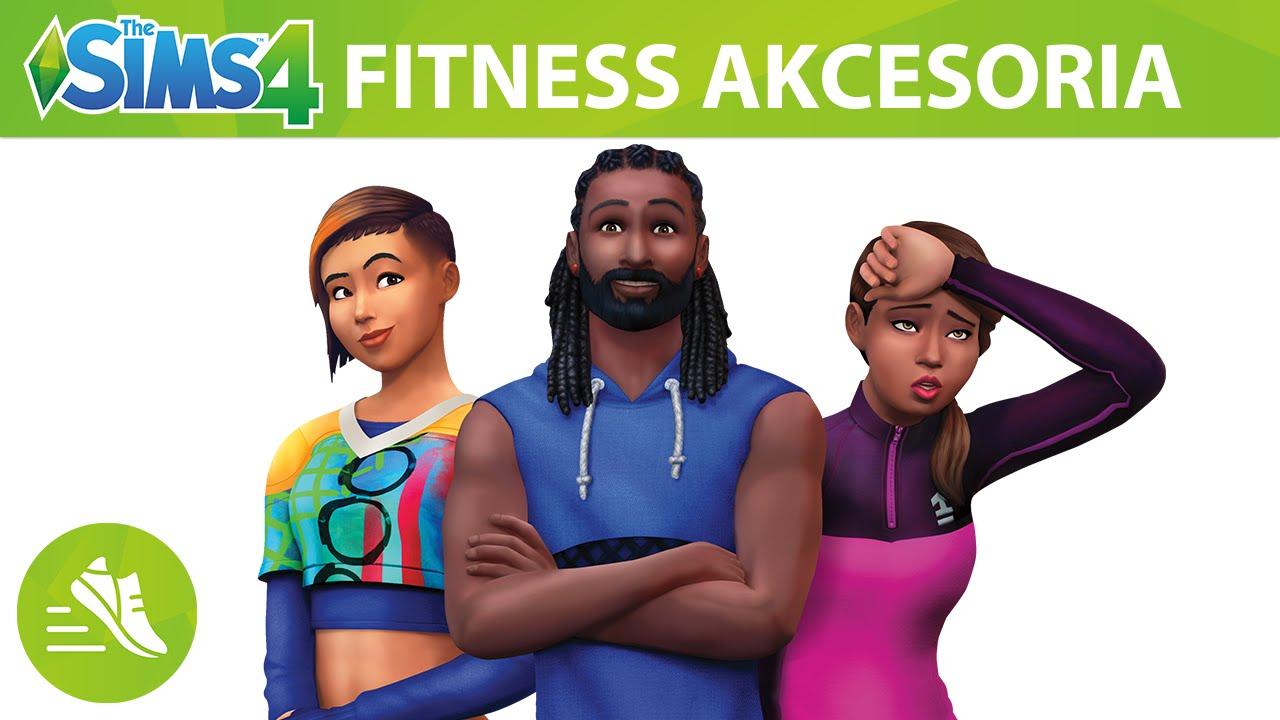The Sims 4 Fitness Akcesoria: oficjalny zwiastun