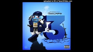 Peewee Longway - Ten Hut (The Blue M&M 3)