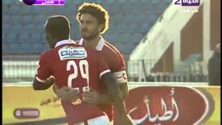 هدف مباراة الإتحاد والأهلى (0-1) الدوري المصري