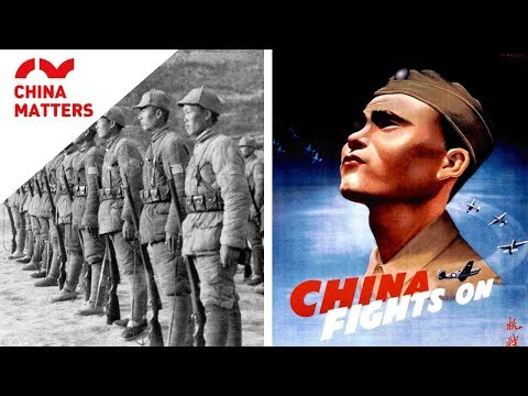 WWII Stories: China's Strong Resistance Against Japan's Invasion