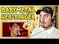 BABYMETAL - Headbanger Live Legend 1997 REACTION の動画、YouTube動画。