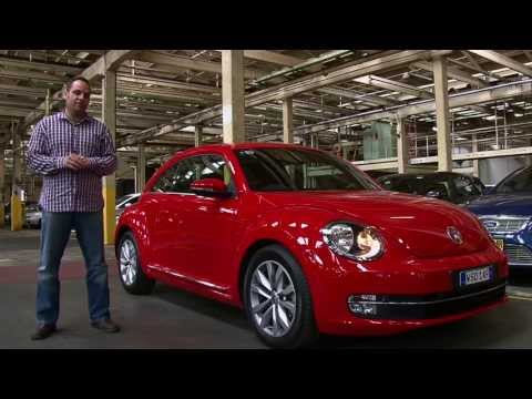 2013 | Volkswagen | Beetle | NRMA driver's seat car review
