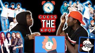 EXTREME K-pop Charades Challenge!! | FO Squad Kpop