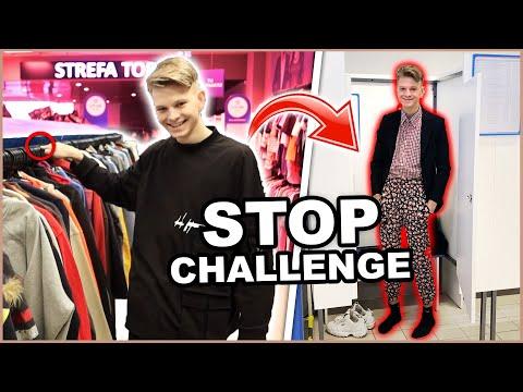 STOP CHALLENGE W LUMPEKSIE! 😱 Dominik Rupiński & Ashplumplum