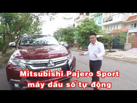 Mitsubishi Pajero Sport Máy Dầu Số Tự động Có Làm Khó được Toyota Fortuner ? | Đạt Channel