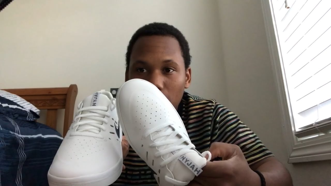a64d5ea0fa6e Nike sb Nyjah Free unboxing   on feet