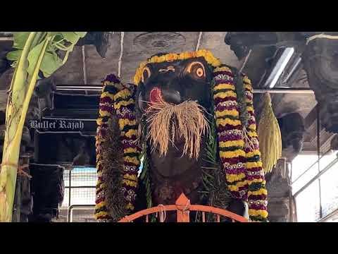 Arulmigu Arunachaleswarar Temple, Big Temple Tiruvannamalai - 동영상