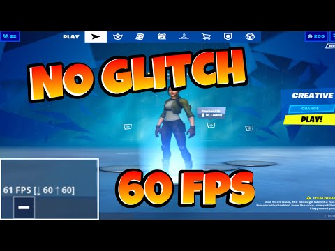 PROOF THAT YOU CAN STANDARD GET 60 FPS ON EVERY DEVICE! (FORTNITE MOBILE) (iOS AND ANDROID)