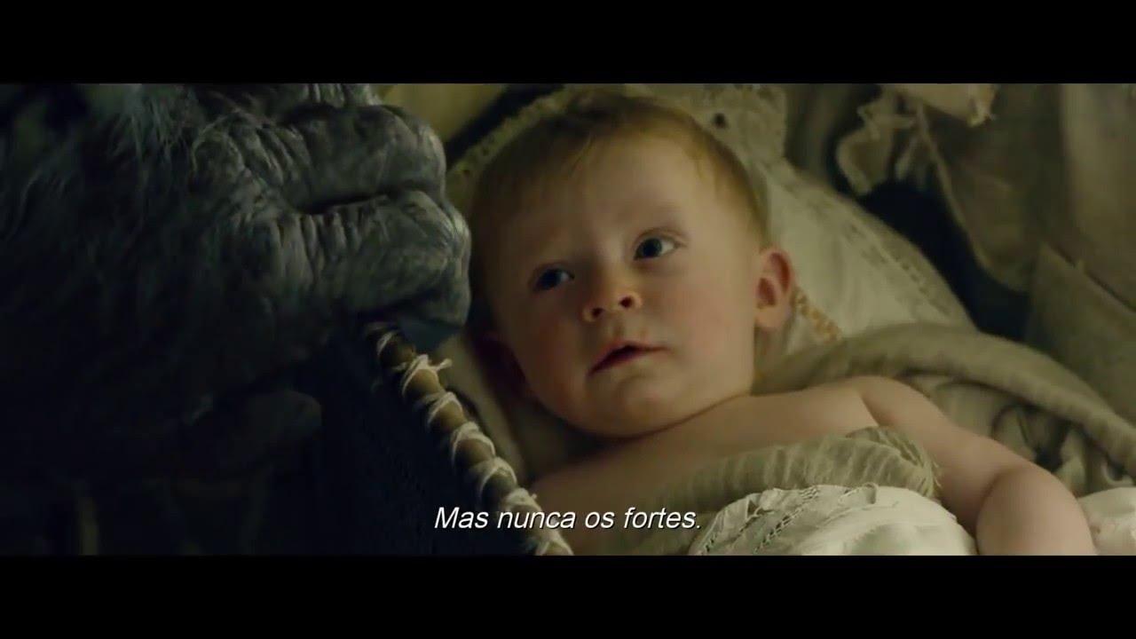 A Lenda de Tarzan 2016 trailer legendado português