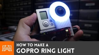 GoPro Ring Light  // How-To(Check out how I made a ring light for a GoPro with a Neopixel ring, a Pro Trinket and a 3d printed diffusion ring! Subscribe to my channel: http://bit.ly/1k8msFr BE ..., 2015-09-01T11:59:01.000Z)