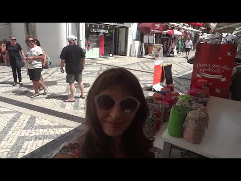 Portugal Algarve, Albufeira Shopping