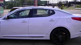 2013 Kia Optima SXL Texarkana TX Clip #1 Super Tint