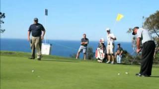 Pat Perez - Buick Invitational '09 - Practice Round Pics