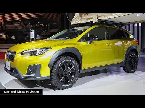 subaru xv fun adventure concept youtube. Black Bedroom Furniture Sets. Home Design Ideas