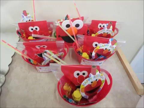 Ashtons 2nd Birthday Elmo Theme Party