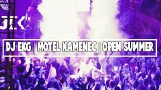 DJ EKG | Motel Kamenec | Open Summer 2019